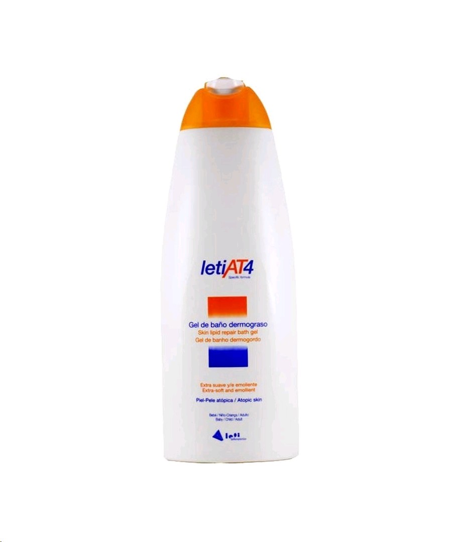 LETI AT4 GEL DE BANY 750ML