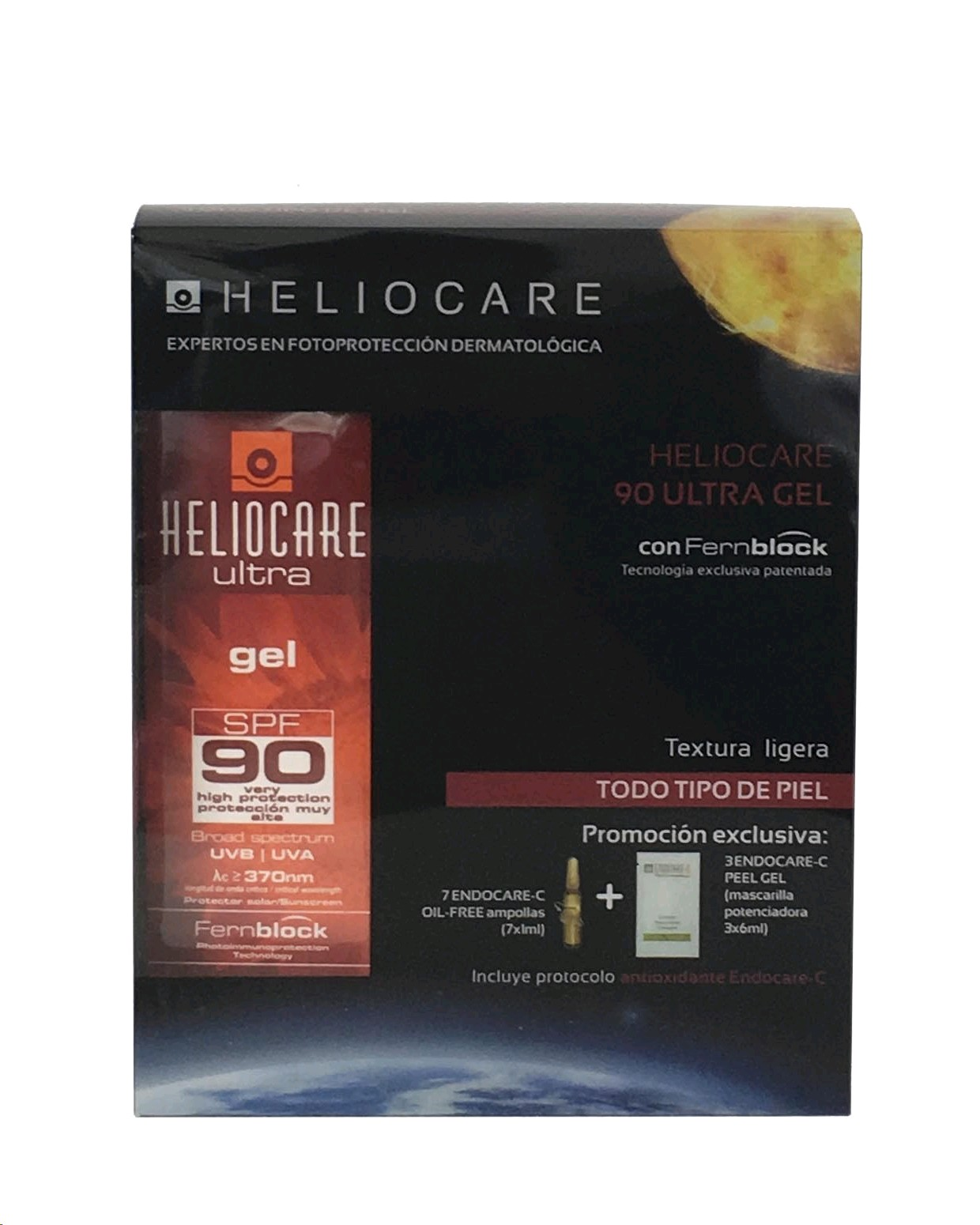 HELIOCARE ULTRA 90 GEL 50ML