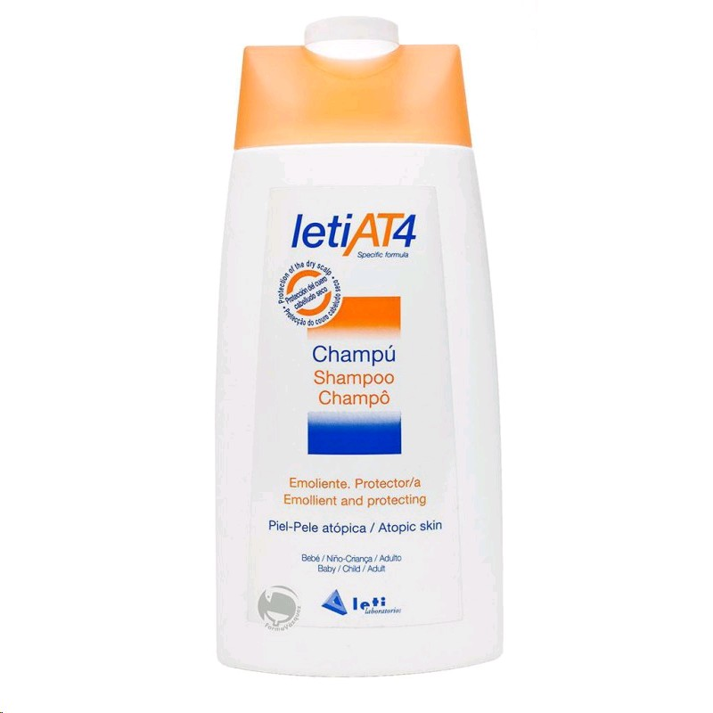 LETI AT 4 XAMPU 250 ML