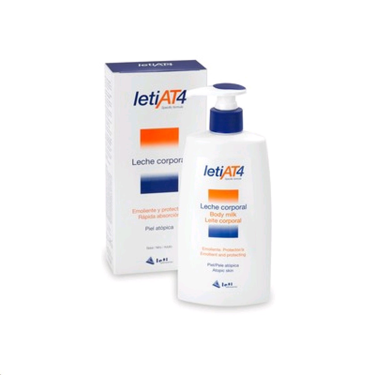 LETI AT4 LLET CORPORAL 500 ML