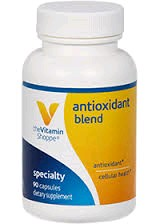 THE VITAMIN SHOPPE ANTIOXIDANT BLEND SPECIALTY 90 CAPSULES