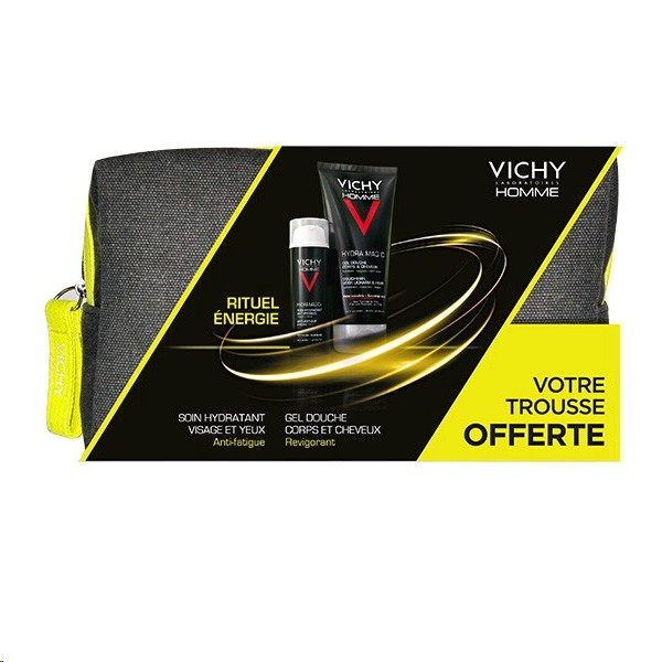 VICHY COFRET HOME  HYDRAMAG C 50ML+GEL DUTXA 200ML.