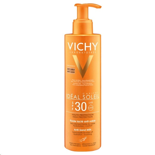 VICHY IDEAL SOL LECHE ANTIARENA SPF30 200ML