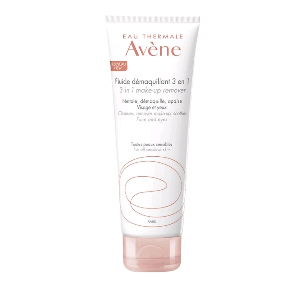 AVENE FLUID DESMAQUILLANT 3EN1 200ML
