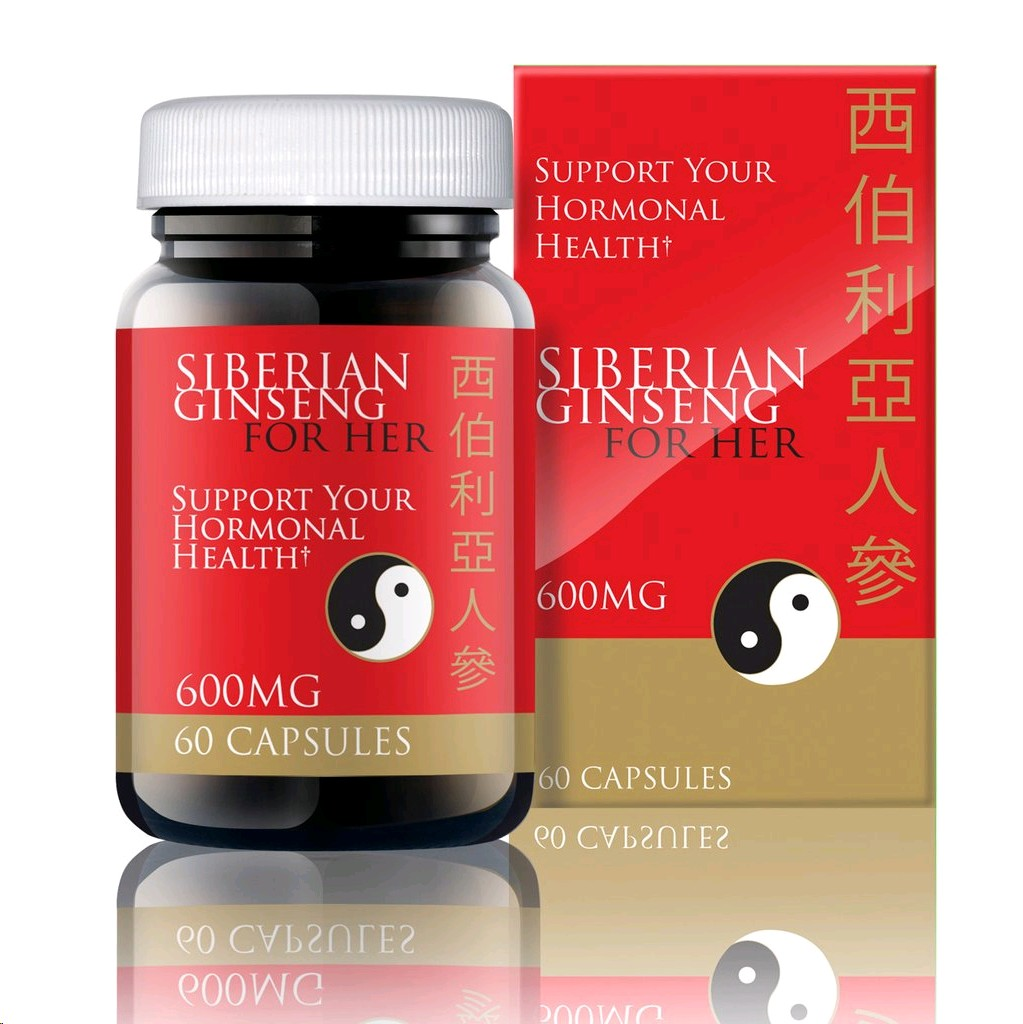 LIFEPLAN SIBERIAN GINSENG 600 MG 60 TABLETES